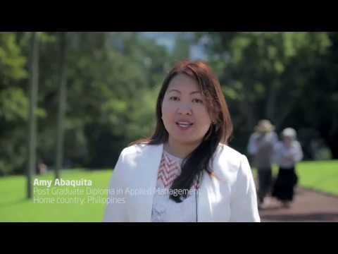 Amy Abaquita - Post Graduate Diploma in Applied Management, EIT