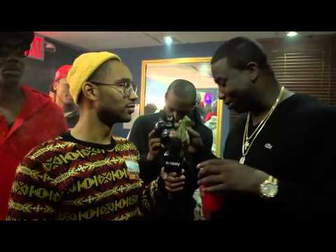 "Gucci Mane explaining ""the sauce"""