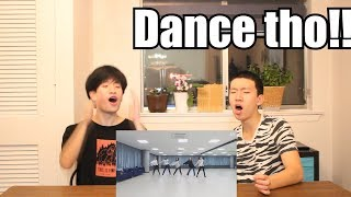 Red Velvet (레드벨벳) '봐 (Look)' Dance Practice REACTION [SO GOOD!!!]