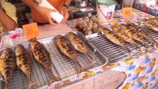 Weekend Market At Phuket Town, Part 1 - Food