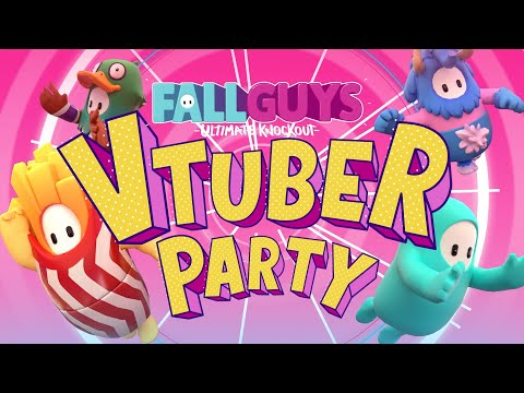 【運営視点】VTuber FallGuys Party!! #VFGパーティー 【YouTubeGamingWeek】