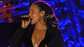 Alicia Keys - Empire State Of Mind (Part II) Broken Down - Jay Z Tribute