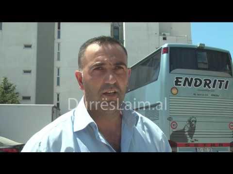 Ja si po i keqtrajtojnë kosovarët në Durrës (Video)