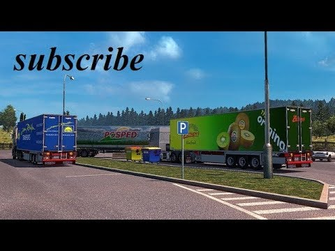 Pack trailers Chereau Custom v2