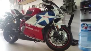 8. Ducati 848 nicky hayden