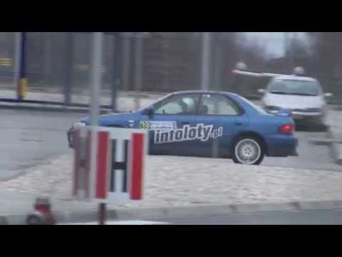Krzysztof Łuszcz - Subaru Impreza GT - KJS