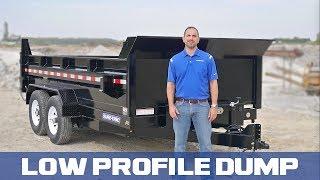 10. Sure-Trac HD Low Profile Dump Walk-Around