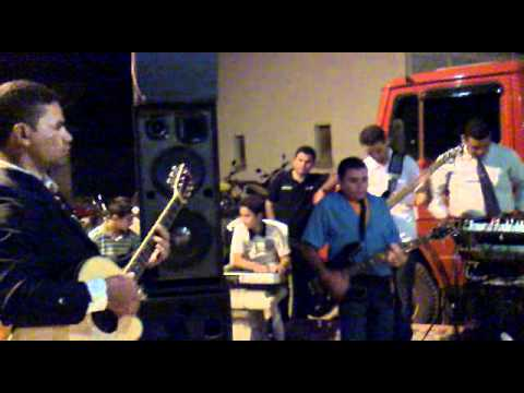 Cruzada Evangelística em Tanques Distrito de Poço Dantas-PB (Banda da Bela Vista)