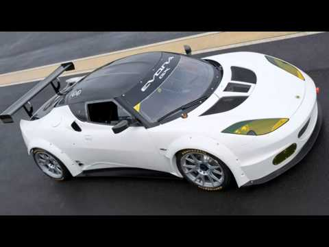 2012 Lotus Evora GX 4.0 V6 446 cv 1150 kg @ Grand-Am Sports Car