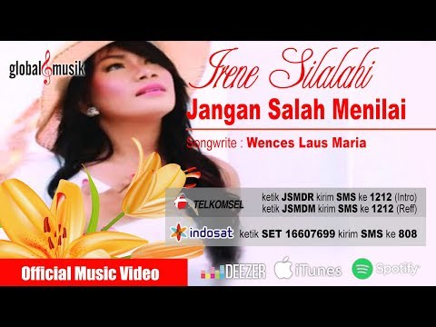 Irene Silalahi - Jangan Salah Menilai (Official Music Video) Mp3