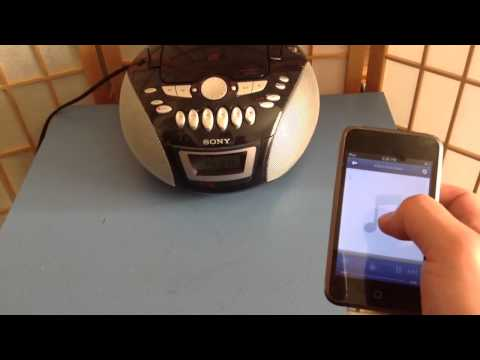 how to turn a fm radio into a transmitter