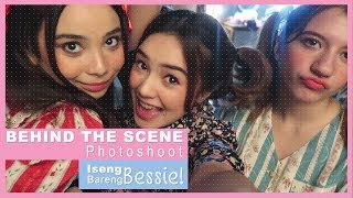 Video Beby Vlog #58 -BEHIND THE SCENE PHOTOSHOOT ISENG BARENG BESSIE!!👭💜💕 MP3, 3GP, MP4, WEBM, AVI, FLV Mei 2019
