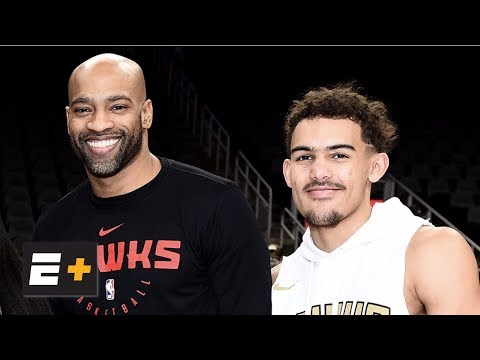 Video: Inside Trae Young and Vince Carter's rookie-veteran connection | NBA on ESPN
