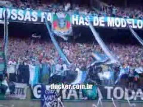 Geral do Gremio - Grêmio 4 x 0 Ponte - Bebendo Vinho - Geral do Grêmio - Grêmio
