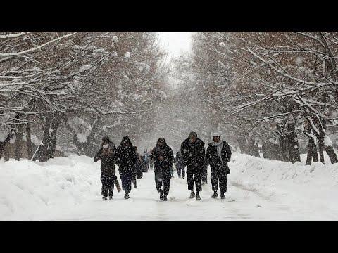 Ανθρωπιστική κρίση απειλεί το Αφγανιστάν
