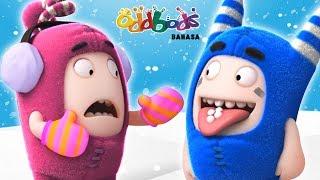 Video Oddbods - Ceria Di Segala Cuaca | Kartun Lucu Untuk Anak MP3, 3GP, MP4, WEBM, AVI, FLV September 2018