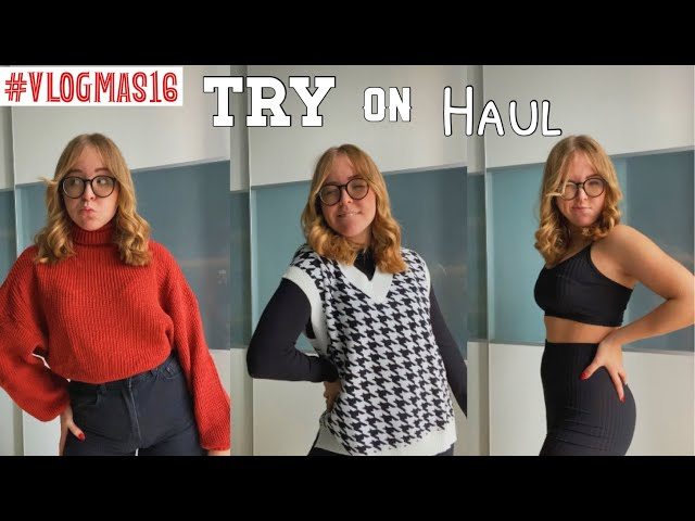 TRY ON HAUL ZAFUL + codice sconto