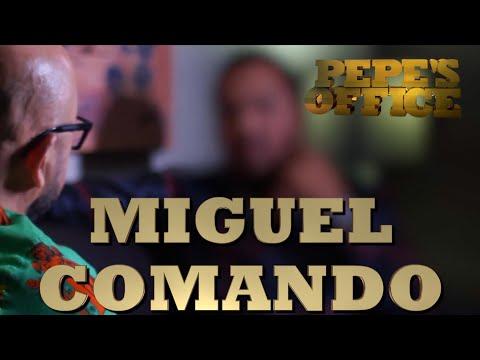 MIGUEL COMANDO DETRÁS DE ESTE MISTERIOSO PERSONAJE - Pepe' Office - Thumbnail