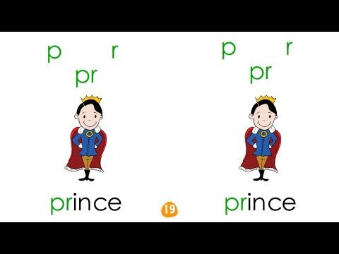 Phonics Song - Consonant Blends by ELF Learning