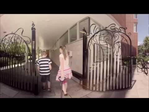 360-degree tour of RMHC Toronto