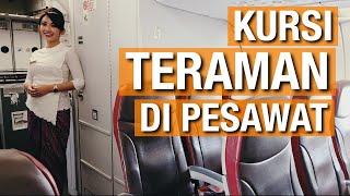 Video AKHIRNYA JELAS!! KURSI TERAMAN di PESAWAT - TANYA PILOT MP3, 3GP, MP4, WEBM, AVI, FLV Maret 2019