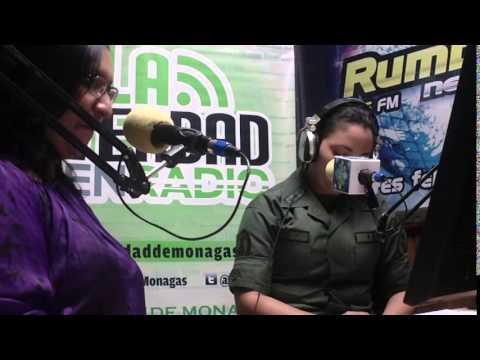 Entrevista a la Capitana Maria Alejandra Ruis en La Verdad en Radio