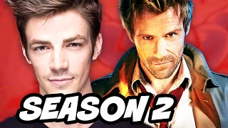 Nonton The Flash Season 2 Arrow Season 4 Constantine Reaction Film Subtitle Indonesia Streaming Movie Download