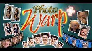 Photo Warp+ YouTube video