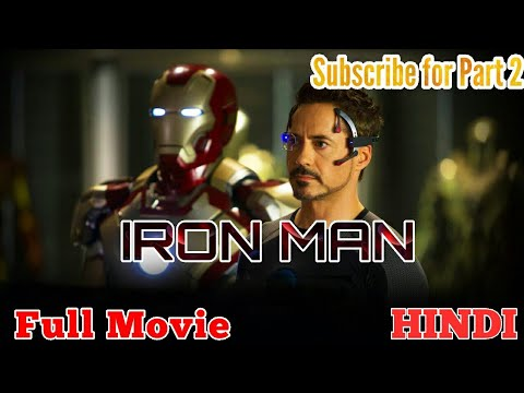 Iron Man full movie in hindi dubbed | Hollywood Action Movie Hindi  #IronMan #FullMovieHindi #marvel
