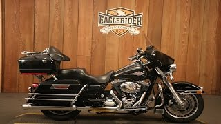8. 2013 Harley-Davidson Electra Glide Classic RSUEG932