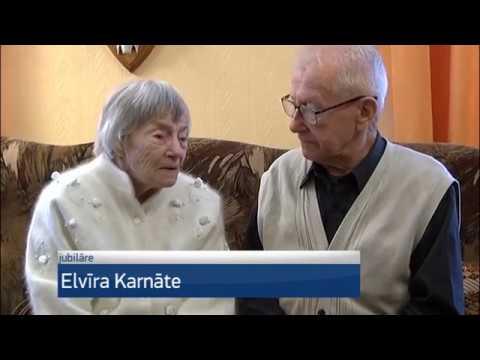 Otrā vecākā valmieriete svin 100.dzimšanas dienu