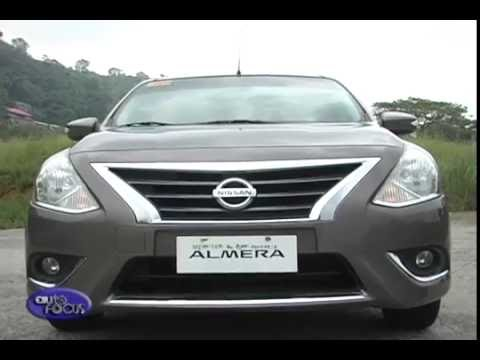Nissan Almera 2016 - Review