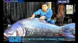 Video On The Spot - 7 Mitos Sosok di Danau Toba MP3, 3GP, MP4, WEBM, AVI, FLV November 2018