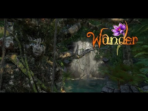 Wander — GDC and PAX East 2015 trailer