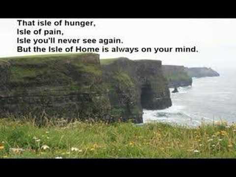 Isle of Hope...Isle of Tears
