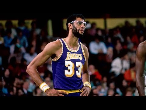 abdul - Take a look at Kareem Abdul-Jabbar's NBA highlights. Thank you for watching. Please subscribe. Music: B.o.B - Airplanes (Instrumental)