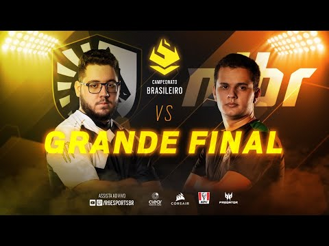 GRANDE FINAL DO CAMPEONATO BRASILEIRO 2020: Team Liquid vs MIBR - Rainbow Six Siege