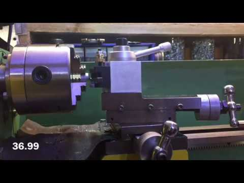 Aluminium Mini Quick Change Tool Post Holder Kit Set