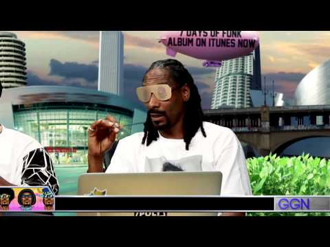 Snoop Dogg impersonates modern rappers