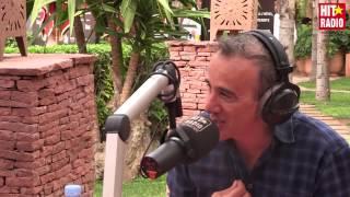 Elie Semoun dans le Morning de Momo au Marrakech du Rire 2015 sur HIT RADIO
