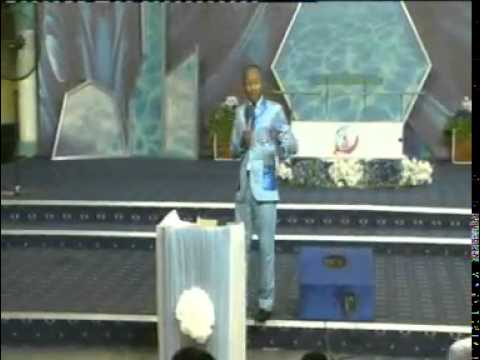 #Apostle Johnson Suleman(Prof) #How Men Fail God #1of2