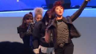 Video 2NE1 - I Am The Best 내가 제일 잘나가 (London KBEE Concert 2013) MP3, 3GP, MP4, WEBM, AVI, FLV Juli 2018