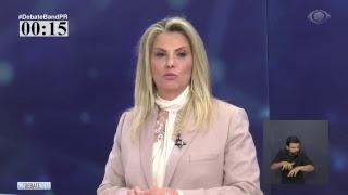 Debate Band Paraná 2018 - Governo (1º Turno)