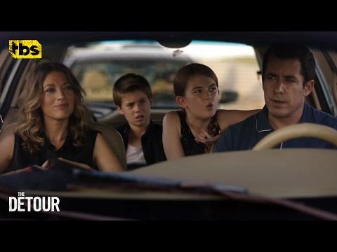 The Detour: Flashbacks [CLIP] | TBS