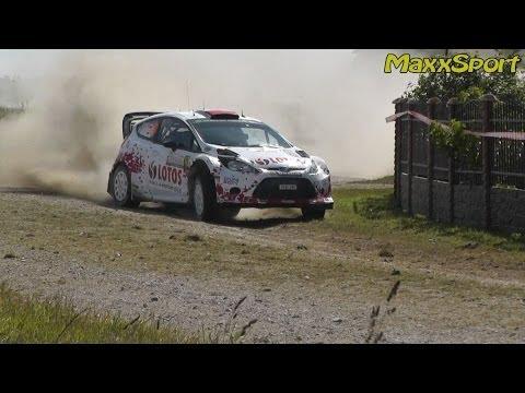 WRC Lotos 71 Rally Poland 2014 - Kubica / Szczepaniak - Ford Fiesta WRC
