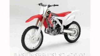 4. 2012 Honda CRF 80F -  Specification Transmission