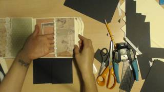 Here is a 7 x7  mini album that I designed!! yaay me! I broke it down into 6 videos; that way if you're only using one page style you don't have to watch the whole 2 hours. BEFORE you cut anything, please watch the first video. I show you how to cut so you don't waste paper.Cutting guide:Pocket pages(5) 6 7/8 x 6 7/8(5) 8 x6 7/8 Page 1:4 1/8 x 8flap- 4 1/8 x 6 5/8 score Page 2:(1) 6 7/8 x 5(1) 6 7/8 x 4 1/8 Page 3:(2) 6 3/4 x7 1/4Page 4:(2) 6 7/8x 4 1/8Page 5:(1) 8 x 4 1/8Page 6:(1) 8 x 4 /18Page 7:(2) 6 7/8x 4 1/8Page 8:(1) 7 1/4 x 6 3/4Page 9:(2) 6 7/8 x 4 1/8Page 10: Water fall DO NOT MIDER CORNERS!(6) 5 1/2 x 4 1/4