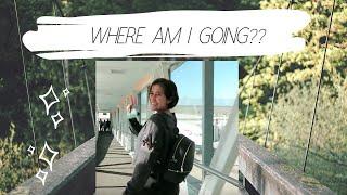 TRAVEL VLOG  WHERE AM I GOING??