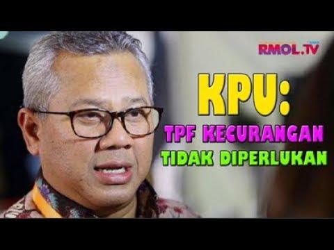 KPU: TPF Kecurangan Tidak Diperlukan