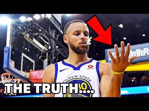 They LIED To Us About Stephen Curry